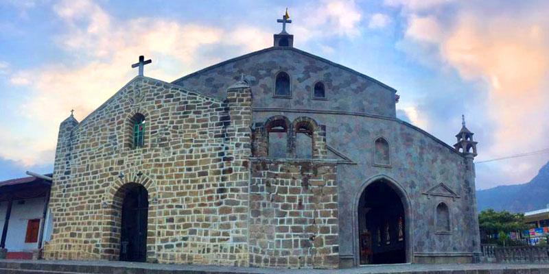 iglesia de San Juan La Laguna
