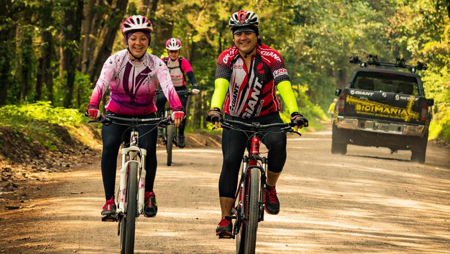 Kathmandú: Carrera y Travesía en bicicleta en Tecpán   Enero 2018
