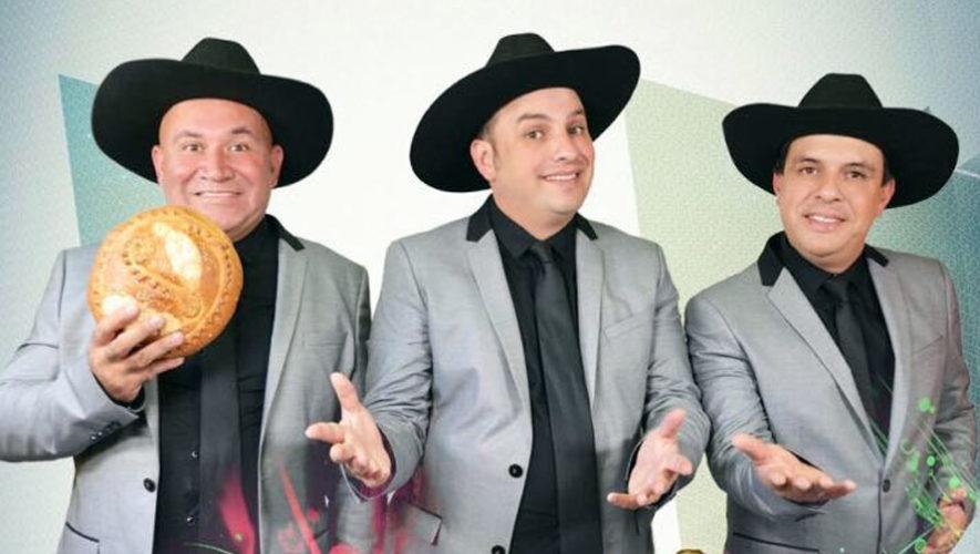 Show de Los 3 Huitecos en El Pinche | Diciembre 2017