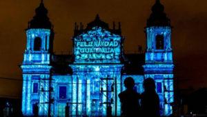 Mapping en la Catedral Metropolitana de Ciudad de Guatemala | Diciembre 2018