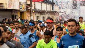 Media Maratón Internacional de Cobán | Mayo 2018