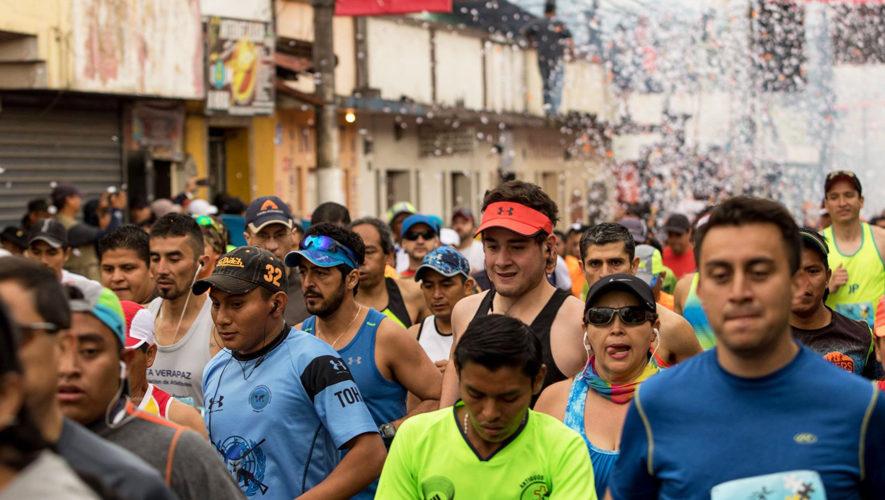 Media Maratón Internacional de Cobán   Mayo 2018