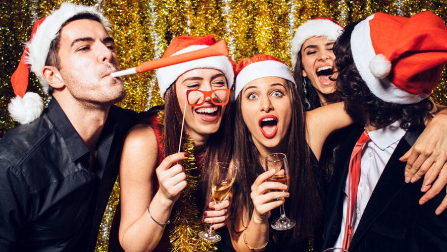 Fiesta de Navidad en 1001 Noches | Diciembre 2017