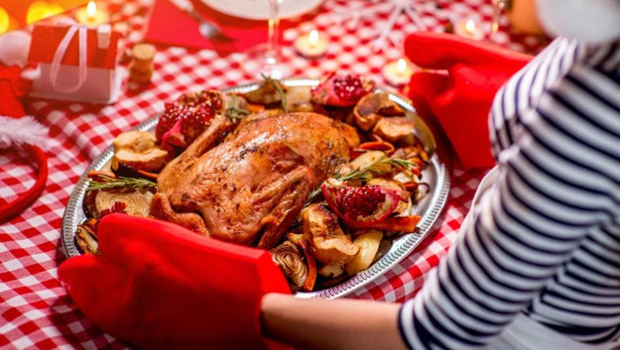 Almuerzo de Navidad en Antigua Guatemala | Diciembre 2017