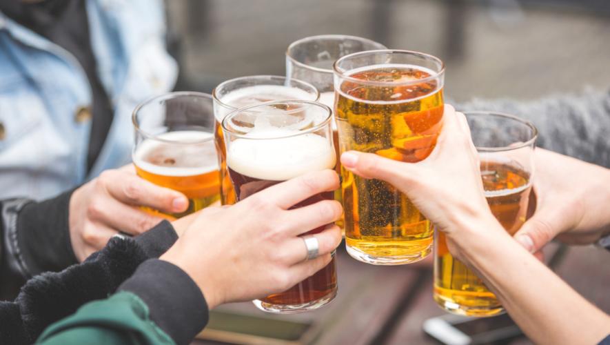 Lanzamiento de nuevas cervezas en La Chelería   Diciembre 2017