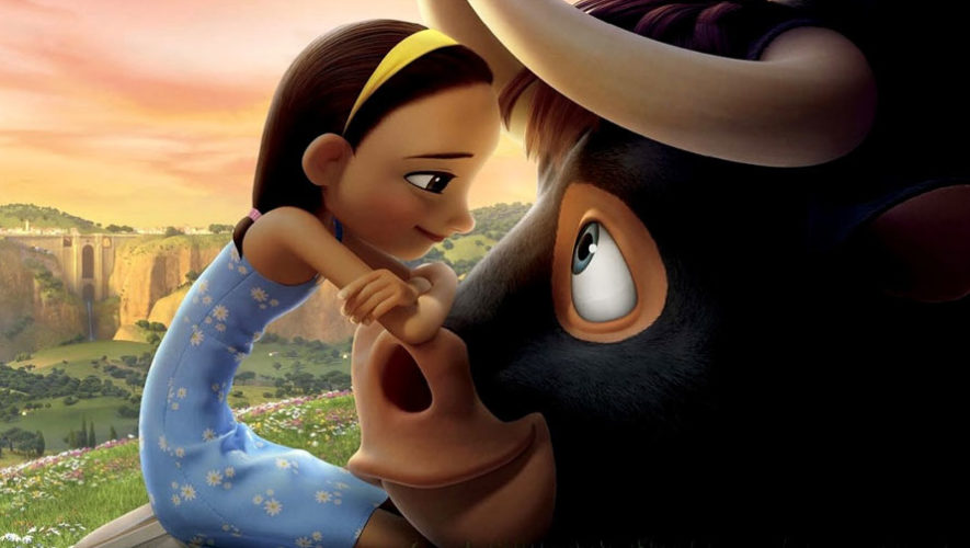 Estreno de la película Olé y El Viaje de Ferdinand | Diciembre 2017