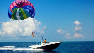 Viaje para realizar parasailing en Monterrico | Marzo 2018