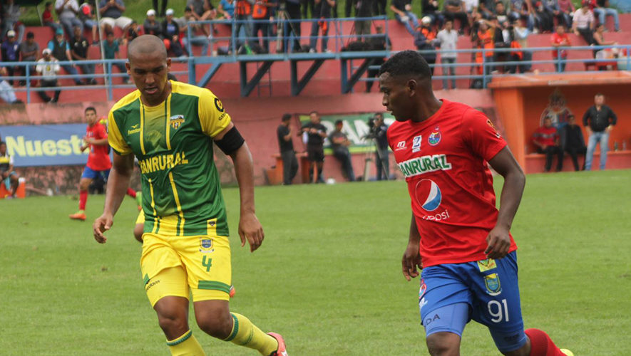 semifinales Municipal y Petapa