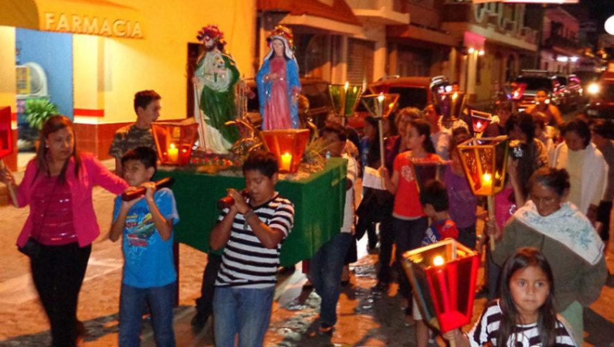Posada Navideña en Ciudad de Guatemala | Diciembre 2017