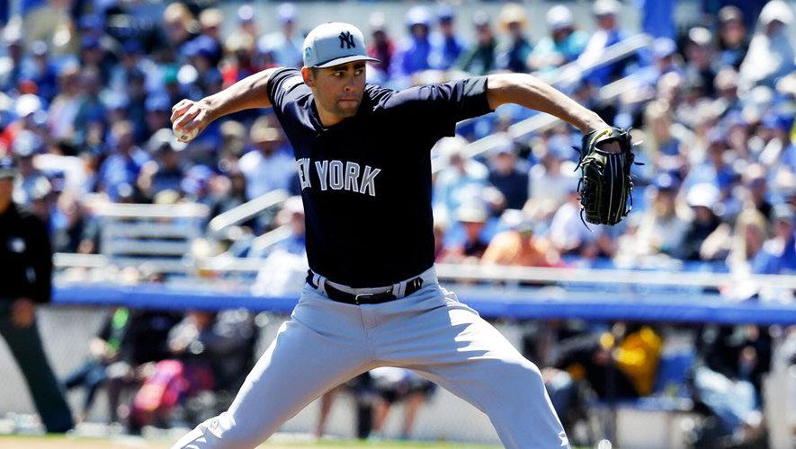 Razón por la que Ben Heller, pitcher de los Yankees, visita Guatemala