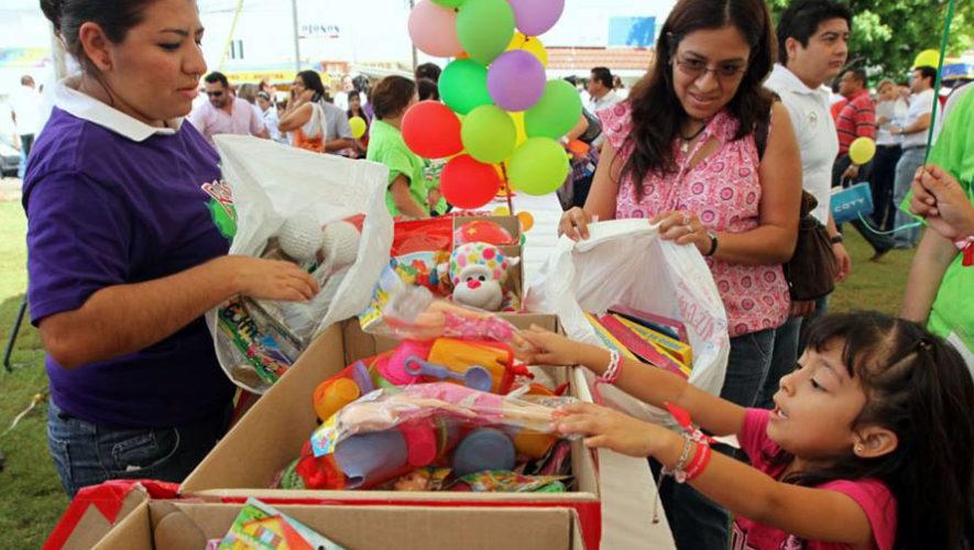 Recolección de juguetes para niños de escasos recursos | Diciembre 2017