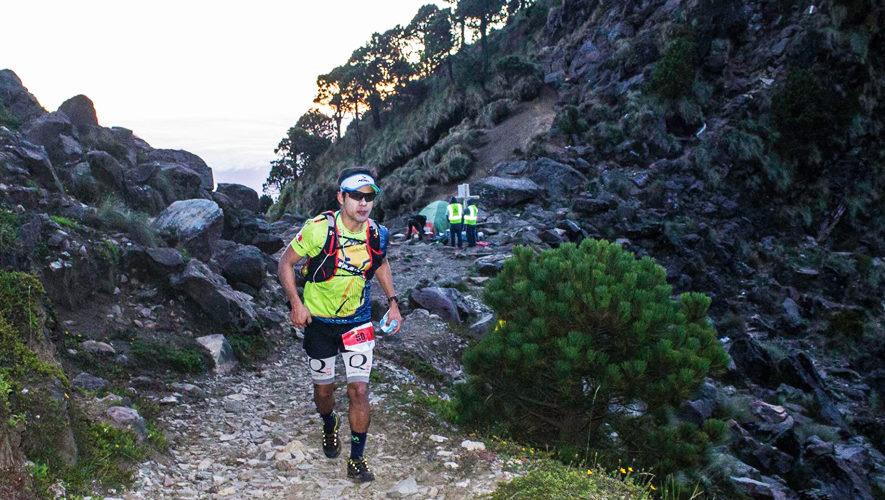 Carrera 21K Reto de las Cruces en el Volcán de Agua | Enero 2018