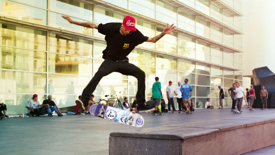 Torneos y actividades para skaters en Campo Marte | Diciembre 2017