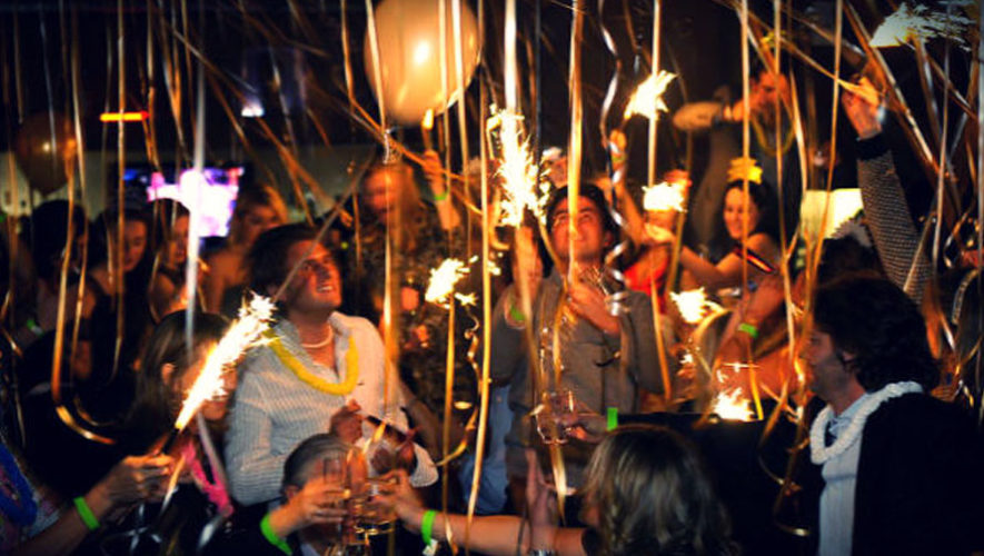 Fiesta de fin de año en Hotel Soleil Pacífico | Diciembre 2017
