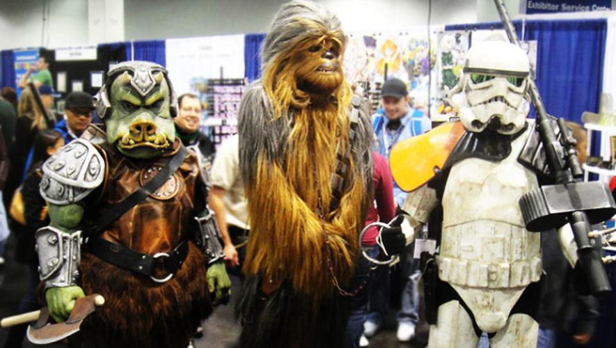 Actividades en el estreno de Star Wars | Diciembre 2017