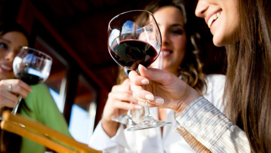Taller de vinos en restaurante Del Griego   Enero 2018