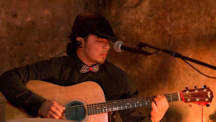 Concierto de Tavo Bárcenas en Abejorro | Diciembre 2017
