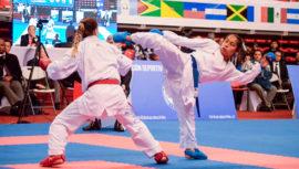 Cheili González se colgó el oro en el XXXII Campeonato Panamericano 2018