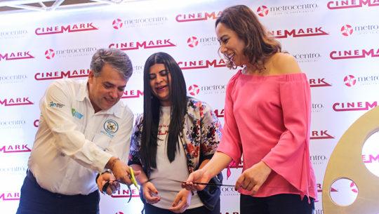 Cinemark inaugura nuevas salas de cine en MetroCentro Villa Nueva