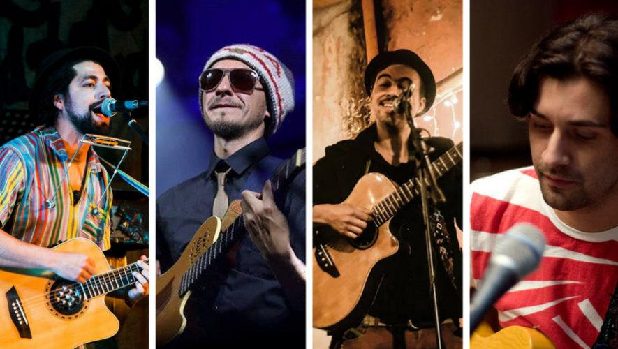 Domingo Lemus, El Gordo, Ishto Juevez y Tuco Cárdenas en concierto | Junio 2018