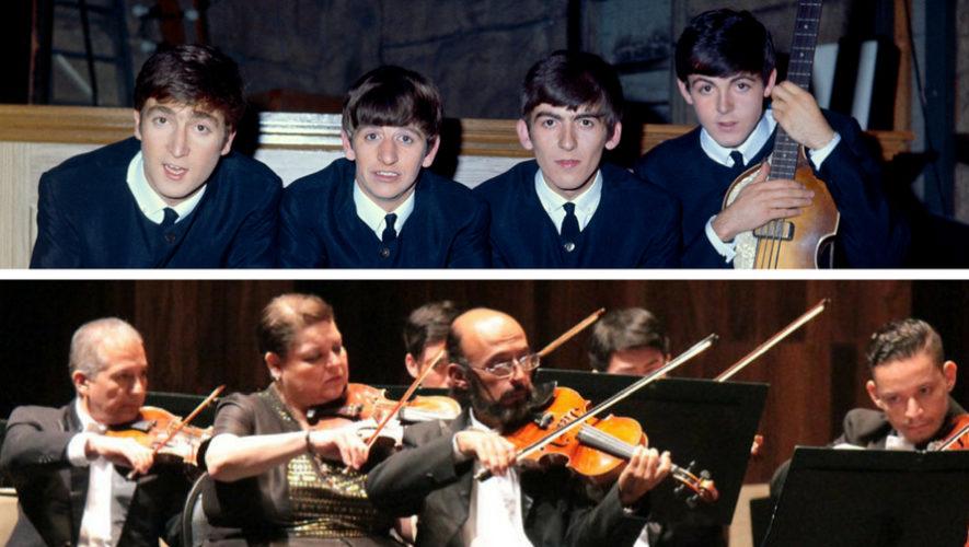Tributo sinfónico a The Beatles por la Orquesta Sinfónica Nacional   Julio 2018