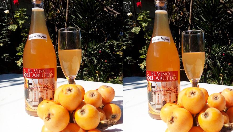 El Vino del Abuelo, bebida artesanal