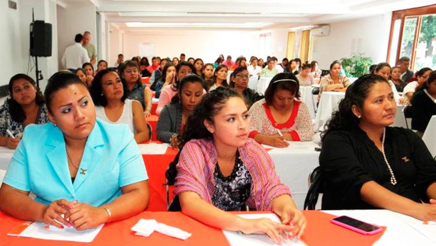 Embajada de Estados Unidos en Guatemala ofrece capacitaciones a empresarias