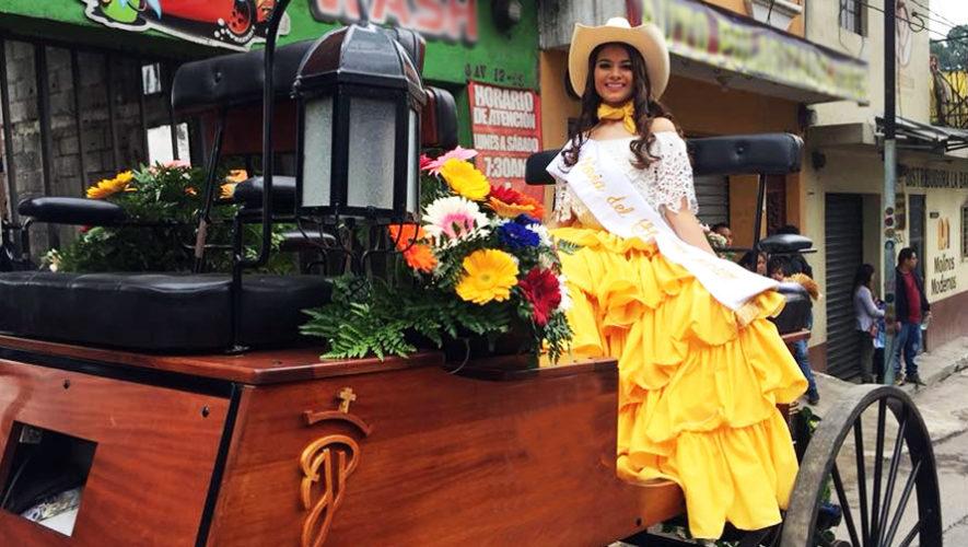 Festival español gratuito y exposición de caballos en Chimaltenango   Julio 2018