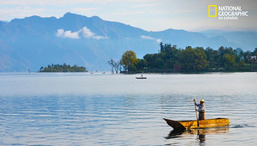 Foto del Lago de Atitlán fue destacada por NatGeo
