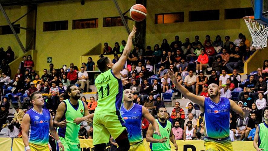 Juego 2: Elohim y USAC, final de la Liga Metropolitana de Baloncesto | Junio 2018