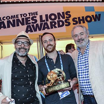 Kingo y Ogilvy ganaron premio Grand Prix en el Cannes Lions 2018
