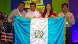 Maestros guatemaltecos participaron en el Microsoft Educator Exchange, Singapur 2018