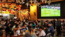 Lugares con pantallas gigantes para ver la Copa Mundial de la FIFA 2018™