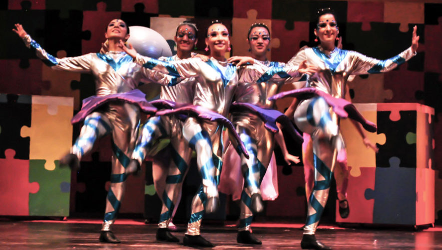 Presentación del Ballet Folklórico con La Juguetería Fantástica | Julio 2018