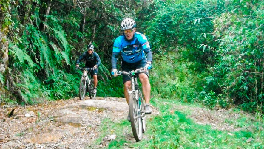 Travesía Giant En Bicicleta De Montaña En Los Jutes Junio 2018 Guatemala Com
