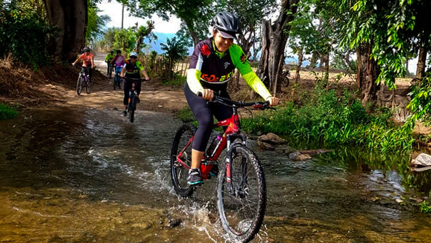 Travesía en bicicleta: El Reto de la Sierra   Julio 2018