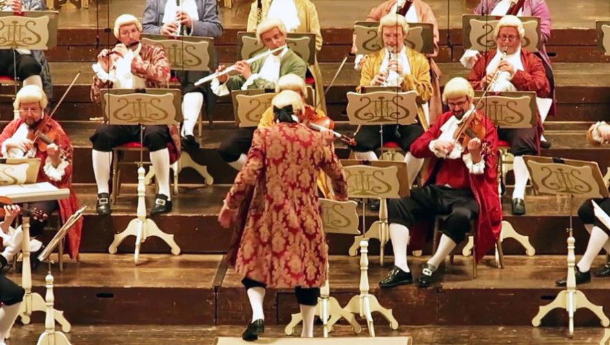 Concierto del Cuarteto Asturias con canciones de Mozart | Junio 2018