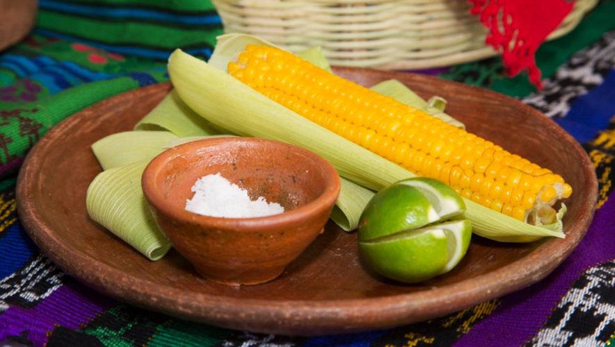 Festival de comida típica en Antigua Guatemala | Julio 2018
