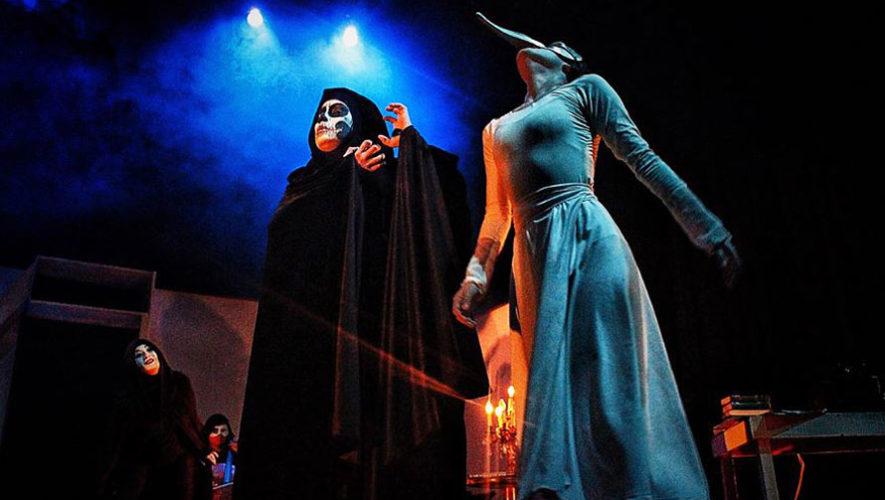El Cuervo, obra de teatro de Edgar Allan Poe | Junio 2018