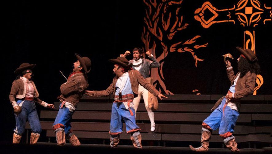 Falso Paraíso, obra de teatro en Guatemala | Festival de Junio 2018