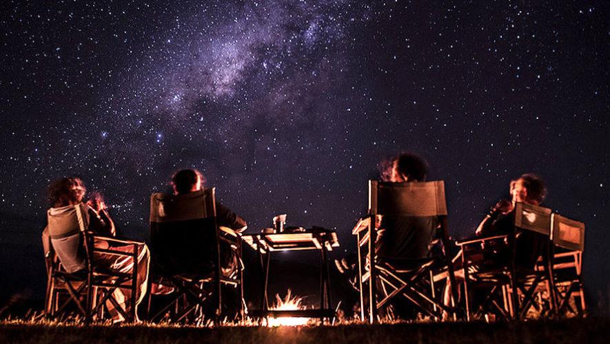 Fogata y charla sobre astronomía en Guatemala | Junio 2018