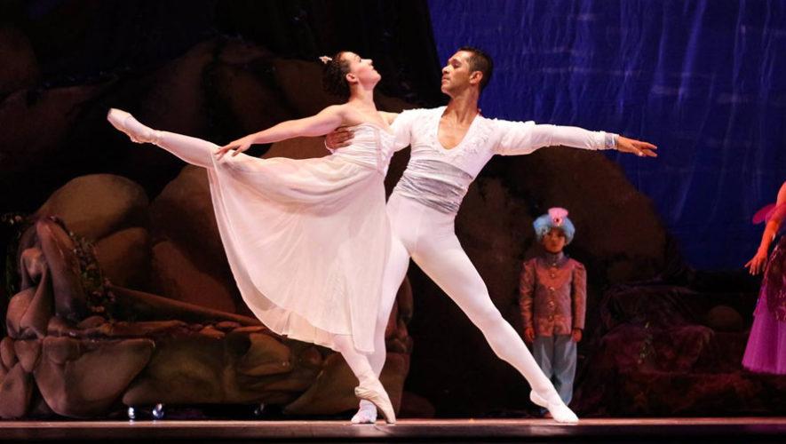 Temporada oficial del Ballet Nacional de Guatemala   Agosto - Septiembre 2018