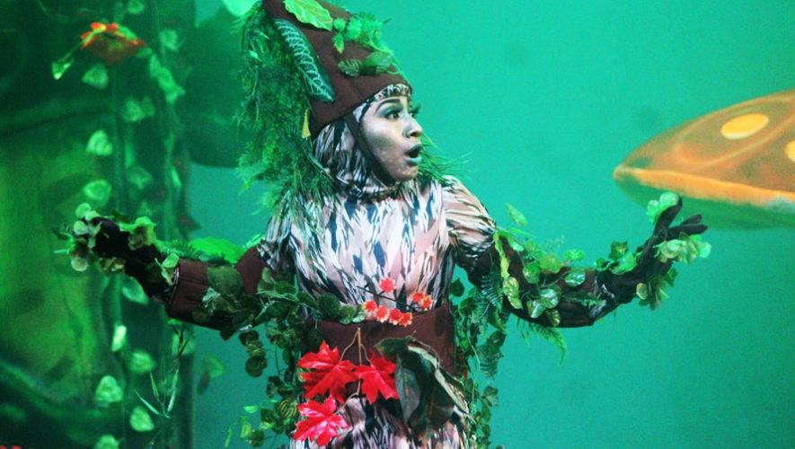 Obra de teatro infantil: Los Guardianes del Bosque | Julio - Agosto 2018