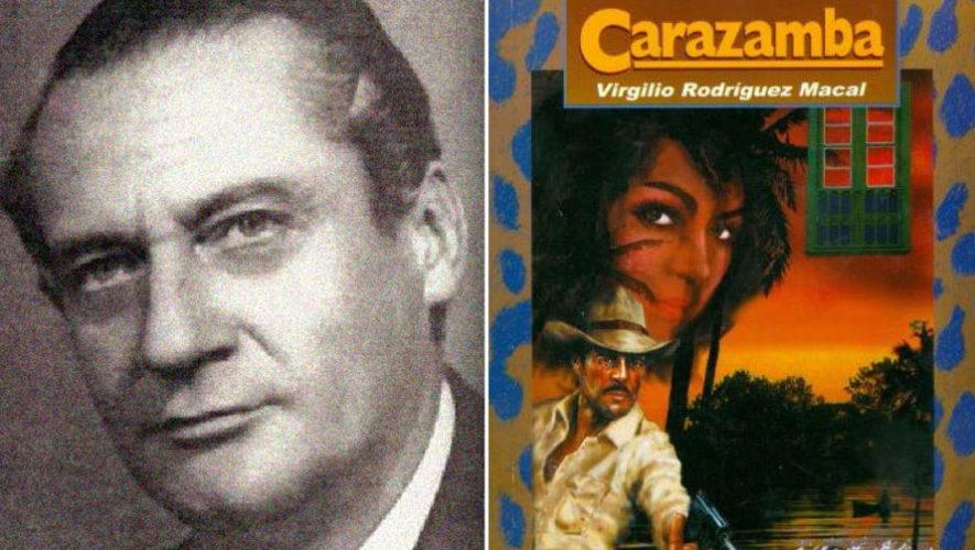 Presentación de nuevo libro de Virgilio Rodríguez Macal | Junio 2018