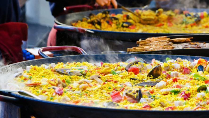 Clase de cocina española en Carretera a El Salvador | Junio 2018