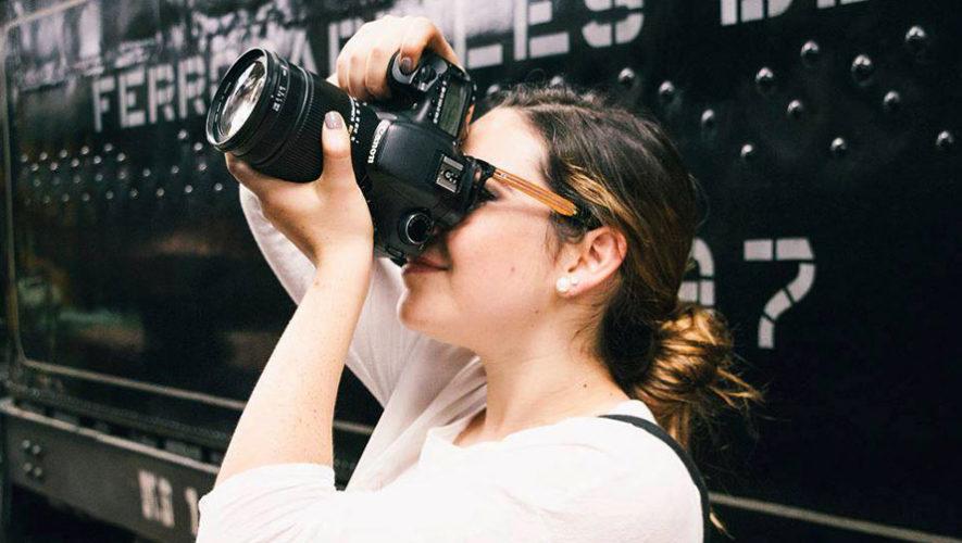 Taller de fotografía especial para mamás en La Fototeca | Julio 2018