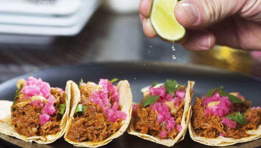 Curso gratuito de cocina mexicana | Julio 2018