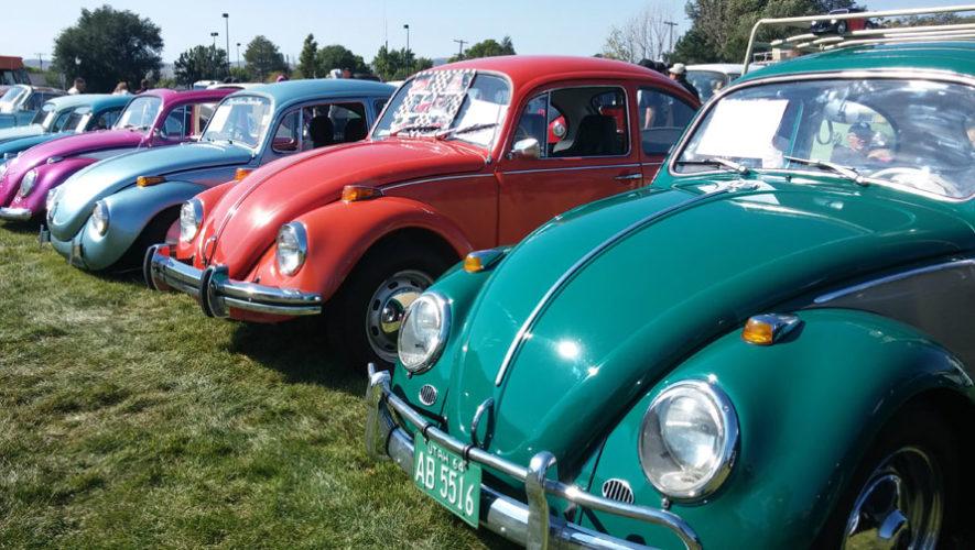 Exhibición de autos alemanes por el Día del Padre | Junio 2018