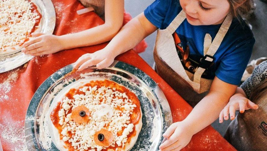 Taller gratuito de cocina para niños | Junio 2018