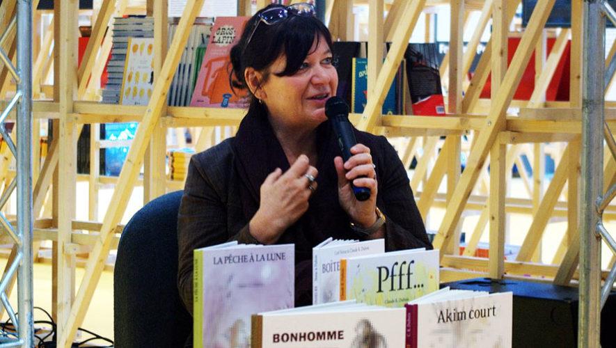 Conoce a la autora belga Claude K. Dubois en Guatemala | FILGUA 2018